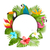 tropikal · bitkiler · kuş · cennet · ebegümeci · çiçek - stok fotoğraf © smeagorl