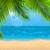 zomer · zee · strand · textuur · vector · zanderig - stockfoto © smeagorl