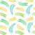 pálmalevél · sziluett · végtelen · minta · trópusi · levelek · tengerpart - stock fotó © smeagorl