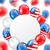 résumé · drapeau · américain · texture · pavillon · imprimer - photo stock © smeagorl