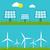 macht · illustratie · verschillend · type · industriële · klein - stockfoto © smeagorl