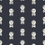 seamless pattern skull white stock photo © smeagorl