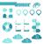 felhő · szolgáltatás · infografika · elemek · alkalom · vidék - stock fotó © smeagorl
