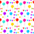 seamless texture with bunting party flags balloons stars stock photo © smeagorl