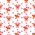 seamless pattern with caramel sticks stock photo © smeagorl