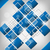 azul · negócio · abstrato · vetor · eps10 - foto stock © smeagorl