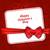 szív · vörös · szalag · valentin · nap · kártya · pillangó · absztrakt - stock fotó © smeagorl