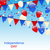 negyedik · amerikai · zászló · égbolt · boldog · nap · buli - stock fotó © smeagorl