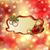 christmas · elegante · kaart · vakantie · decoratie · bes - stockfoto © smeagorl