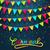 uroczystości · karty · strony · konfetti · wiszący - zdjęcia stock © smeagorl