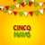 cinco de mayo holiday bunting background stock photo © smeagorl