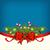 Noël · carte · de · vœux · canne · arc · papier - photo stock © smeagorl