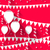 happy birthday background with balloons and hanging pennants tr stock photo © smeagorl