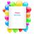 ハロウィン · カード · セット · カラフル · 風船 · 実例 - ストックフォト © smeagorl