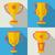 trofee · beker · icon · lang · schaduw · grijs - stockfoto © smeagorl