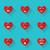 denken · illustratie · ontwerp · website · emotie - stockfoto © smeagorl