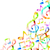 colorful music background stock photo © smeagorl