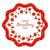 甘い · イチゴ · サークル · アイコン · デザイン · 長い - ストックフォト © smeagorl