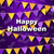 Colorful Hanging for Triangular String Halloween Party stock photo © smeagorl