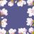 beleza · floral · cartão · lugar · texto · flor - foto stock © smeagorl