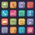 vector · toepassing · web · icons · ingesteld · ontwerp · lang - stockfoto © smeagorl