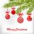クリスマス · 赤 · 雪 · カバー - ストックフォト © smeagorl