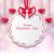 sevgililer · günü · asılı · kâğıt · kalpler · vektör · sevmek - stok fotoğraf © smeagorl