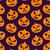 бесшовный · текстуры · иллюстрация · Хэллоуин · лице - Сток-фото © smeagorl