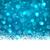 sneeuwvlok · Blauw · exemplaar · ruimte · tekst · abstract · natuur - stockfoto © smeagorl