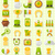 modern flat design icons for saint patricks day collection hol stock photo © smeagorl