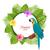 ebegümeci · çiçek · afiş · vektör · kırmızı · çay - stok fotoğraf © smeagorl