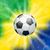 futball · bajnokság · embléma · sablon · futball · labda - stock fotó © smeagorl