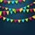 szablon · zestaw · wektora · kolorowy · jasne · wiszący - zdjęcia stock © smeagorl