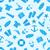seamless texture of marine item summer flat icons travel on ho stock photo © smeagorl