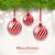 wiszący · christmas · szkła · jodła · ilustracja - zdjęcia stock © smeagorl