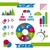 équipe · web · page · présentation · design · vecteur - photo stock © smeagorl