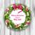 Navidad · corona · arco · año · nuevo - foto stock © smeagorl
