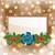 Natale · elegante · carta · vischio · arco · illustrazione - foto d'archivio © smeagorl
