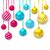 coleção · natal · colorido · vítreo · arcos - foto stock © smeagorl