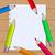 вектора · красочный · карандашей · девятнадцать · Eraser · служба - Сток-фото © smeagorl