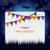 halloween invitation with bunting pennants stock photo © smeagorl