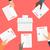 チェックリスト · クリップボード · エレガントな · ペン · オフ · タスク - ストックフォト © smeagorl
