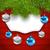 karácsonyfa · színes · golyók · fából · készült · illusztráció · fa - stock fotó © smeagorl