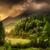 Valley in dramatic mood stock photo © Smileus