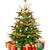 пышный · рождественская · елка · ярко · великолепный - Сток-фото © smileus