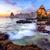 magnificent coast scenery at sunrise stock photo © smileus