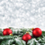 red green and silver christmas background stock photo © smileus