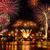 happy fireworks display stock photo © smileus