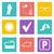 icons for web design set 13 stock photo © smoki