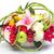 rojo · blanco · cesta · flores · belleza · verano - foto stock © smuay
